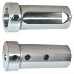 25x8mm CNC Torna Redüksiyon Kovan